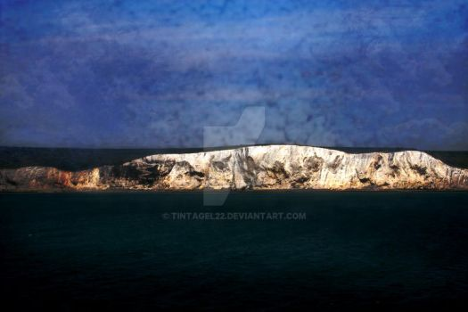 White Cliffs of Dover by Tintagel22