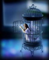 Gilded Cage by KirstenStar