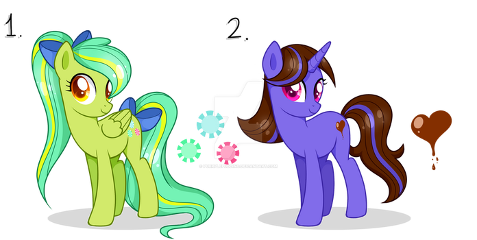 Pony Adopts~ Sold! by xXPudding-CakeXx