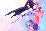 [+Video] Commission - Musical Sky by Hyanna-Natsu