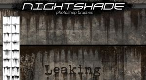 Nightshade leaking brushes by Niteshader
