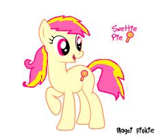 Sweetie Pie by MaguiPinkie