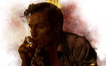 True Detective : Rust Cohle by p1xer