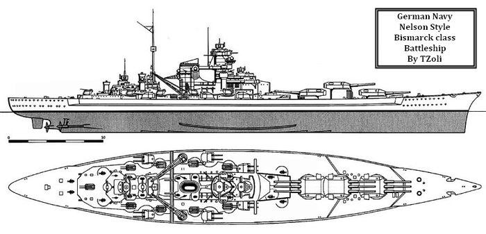 how to draw a battleship
