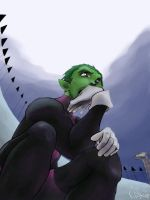 Beast Boy by ResidentialPsycho