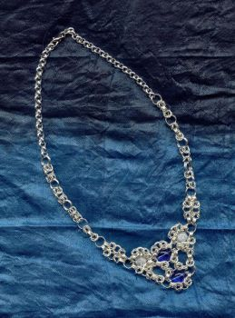 Odessa - Maile Necklace by crazed-fangirl