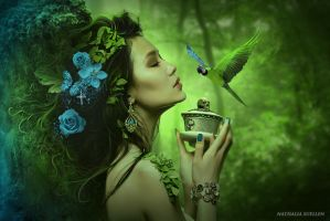 Elixir of Life by Lady-Symphonia