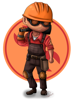 Engineer by thelittleanimals
