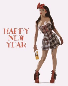 Happy New Year by Rebus1746
