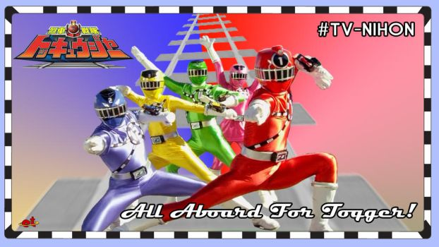 All Aboard For Toqger! by electricTurbine