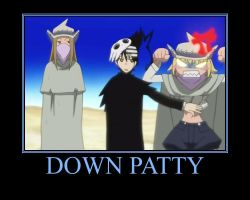 Down Patty by deathgirl88