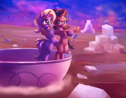 Teatanic by thediscorded