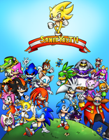 We Are The Sonic Youth by SonicKnight007