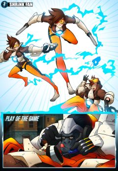 Tracer Goes Tiny by shrink-fan-comics