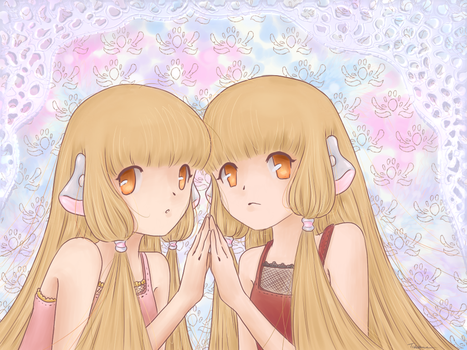 Sisters by ticibr