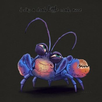 Tiny Tamatoa by AricaTuesday