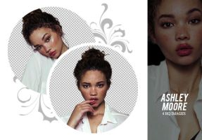 PNG Pack 01 | Ashley Moore by LotteHolder