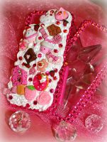 Decoden Sweets Phone Case by agscsecret