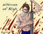 The Heros: Whirrun of Bligh by YapAttack