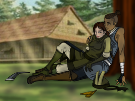 Little Soldier Boy...and Girl by GiggleDigit