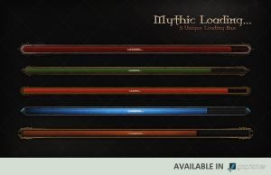 Mythic Loading... by Evil-S