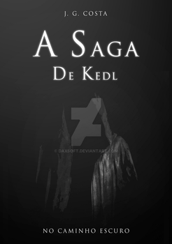 Cover Book - A Saga de Kedl by DaxSoft