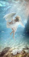 Too late the Guardian Angel by Owll