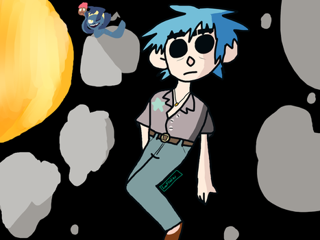 2D from Saturnz Barz by BittersweetCat