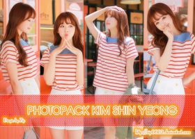 PHOTOPACK Kim Shin Yeong 03 by Zip0602
