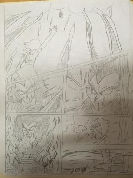 Universal Heroes #1 The Recruit PG 44 by Danielfs5
