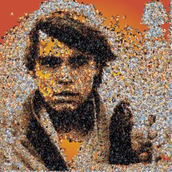 Luke photo mosaic by Mosaikify