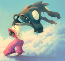 Mega Mawile by MusicalCombusken
