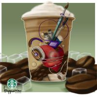 Happiness in a Cup 2 by Marblz