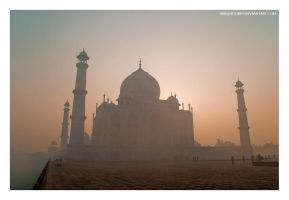 The monument of love by varundubey