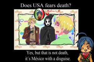 Hetalia USA and death poster by chaos-dark-lord
