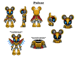 Kirby FC - Pulsar - Main Reference by Hexidextrous