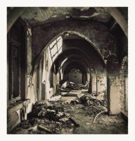 Decay XI by DrCaligari