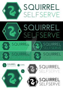 Squirrel SelfServe Logo by timmoproductions