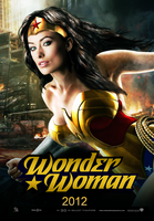 Wonder Woman Olivia Wilde by Jo7a