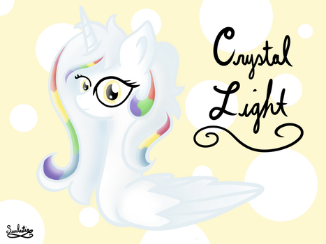 Commission: CrystalLight731 by CrystalCadenza