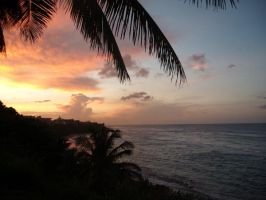 Puerto Rico Sunset by suzzannnn