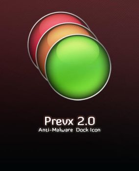 Prevx 2.0 Dock Icon by michaelmknight