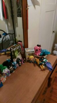 A small view of some sort of collection... by Moosesgonewild