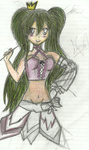 Hatsune Miku Romeo and Cinderella is not completed by darkearose