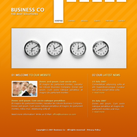 Business Co Template by apokalypseAT