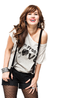 Debby Ryan PNG by worldwide-editions