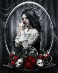 Ghost of a rose by ZakHarrar