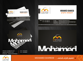My New Design | My Business Card Designs :) by EgYpToS