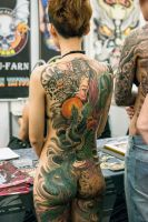 Tattoo Convention by m00v