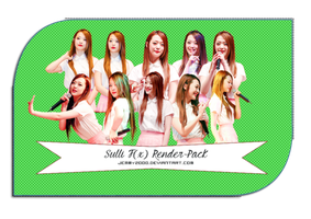 [Render Pack][140704] Sulli F(x) - 10 PNGs by jemmy2000
